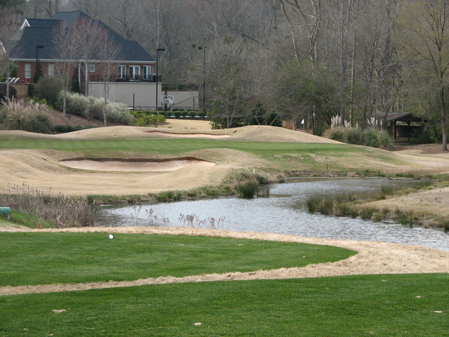 Jennings Mill Country Club - No. 12