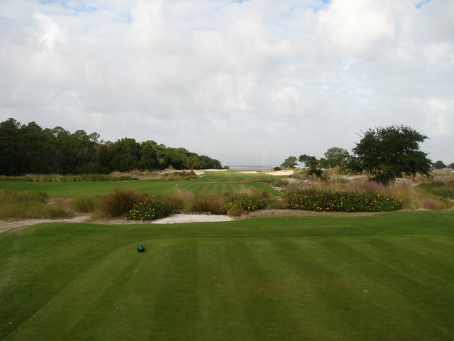 The Seaside Course - Sea Island Resort