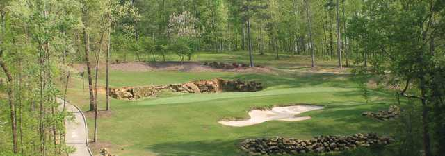 Cherokee Run GC: #12