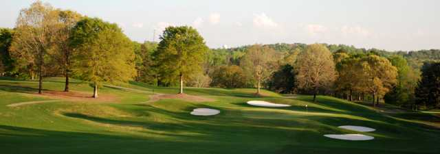 Chateau Course at Chateau Elan Golf Club: #1
