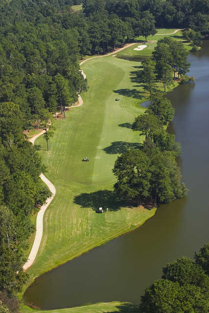 Ga 15th On The Mountain View Course At Callaway Gardens In Pine
