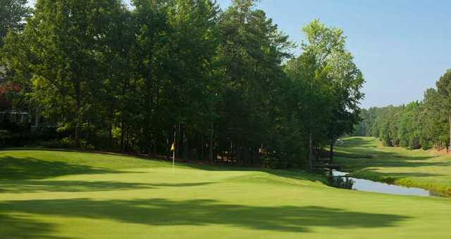 Country Club Of The South In Alpharetta