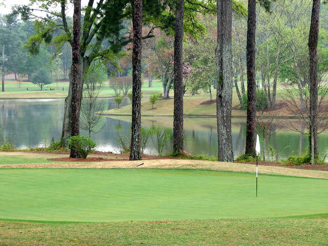 East Lake Golf Club helping to revive Atlanta, Georgia
