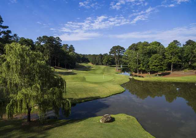 The Preserve Course at Reynolds Lake Oconee in Greensboro