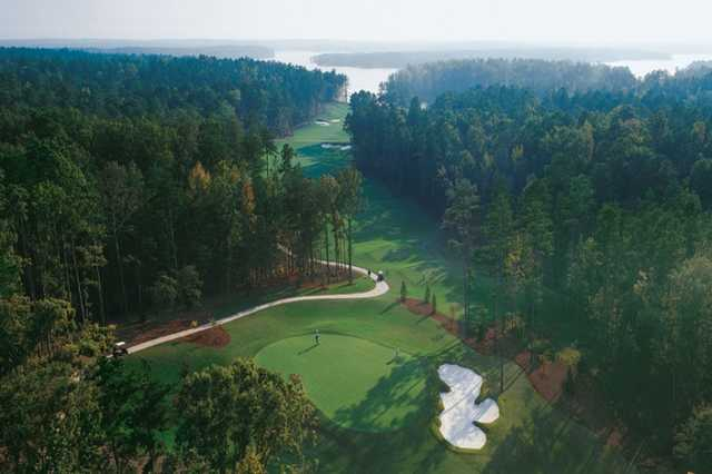 Bluff/Cove - National Course at Reynolds Plantation in ...
