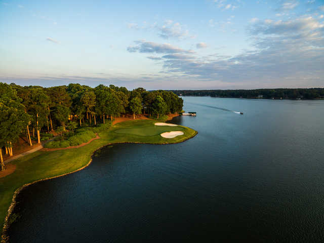 Great Waters Course at Reynolds Plantation in Eatonton