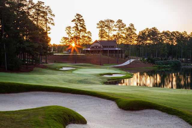 Cove/Ridge - National Course at Reynolds Plantation in ...