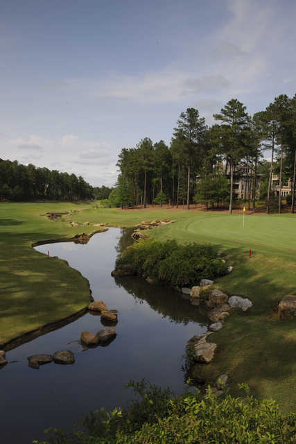 Oconee Course at Reynolds Plantation in Greensboro