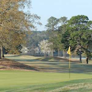 Houston Lake CC: #1