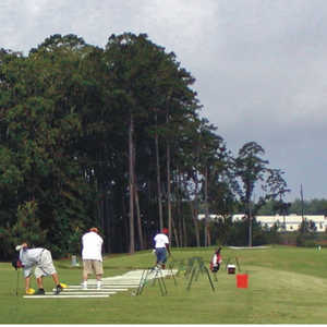 Grand Island Club: Driving range