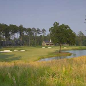 Champions Retreat GC - Player Creek Nine: #9