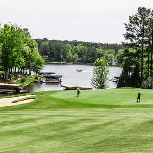 Harbor Club on Lake Oconee: #5