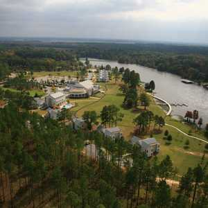 Lake Blackshear Resort & GC: Aerial