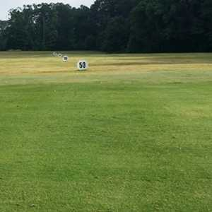 Hunter GC: Driving range