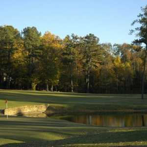 Lane Creek GC: #4