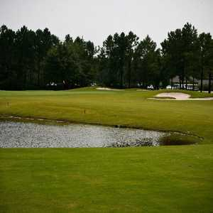 Coastal Pines GC: #9