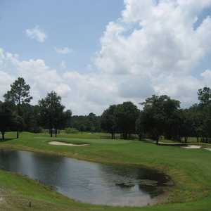 Coastal Pines GC: #17, #15