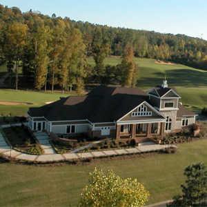 Oak Mountain Championship GC: clubhouse