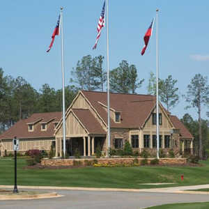 Crystal Falls GC: clubhouse