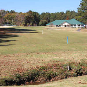 Gordon Lakes GC: clubhouse