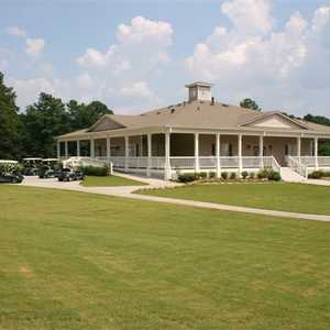 Collins Hill GC: clubhouse
