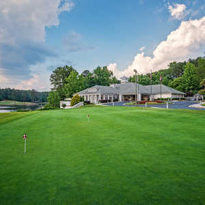 Stone Mountain GC: clubhouse