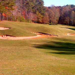 Towne Lake Hills GC: #16