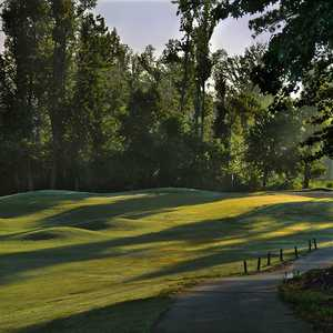 Oak Mountain GC: #6