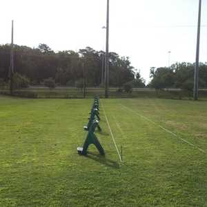 Bacon Park GC: Driving range