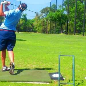 Sea Palms Resort: Driving range