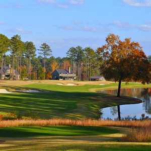 Champions Retreat Golf Club - Player Creek Nine: #9