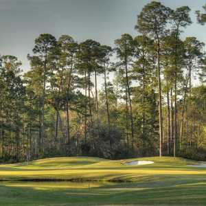 Heritage Oaks GC: #13