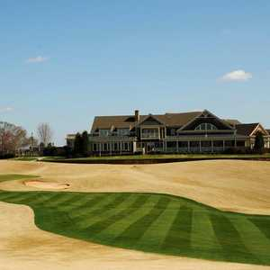 Cateechee GC: clubhouse