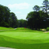 A view of a green at Mystery Valley Golf Club.