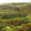 Aerial view from Waterfall Country Club