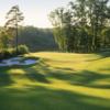 A view from a fairway at White Columns Golf Club