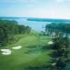 National's Bluff Nine at Reynolds Plantation: View from #2