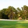 A view of the 13th hole at Golf Club of South Georgia