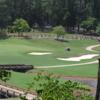 A view of a green from Healy Point Country Club