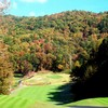 A view of the 1st hole at Kingwood Golf Club & Resort