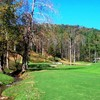 A view of the 8th green at Kingwood Golf Club & Resort