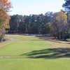 An autumn view from Gordon Lakes Golf Course