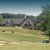 A view of the clubhouse at Royal Lakes Golf & Country Club
