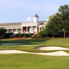 View of the clubhouse at The Georgia Club