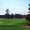 A view of a tee at Augusta Country Club