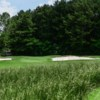 A view of the 5th green at Nob North Golf Course
