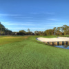 A view of hole #9 at Pine Lakes Course from Jekyll Island Golf Club