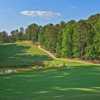 Looking back from the 12th hole from the Lakemont at Stone Mountain Golf Course