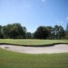 A view of a hole at Spring Hill Country Club