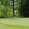 A sunny day view of a green at Brasstown Valley Resort.